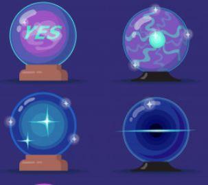 divination amoureuse avec la boule de cristal